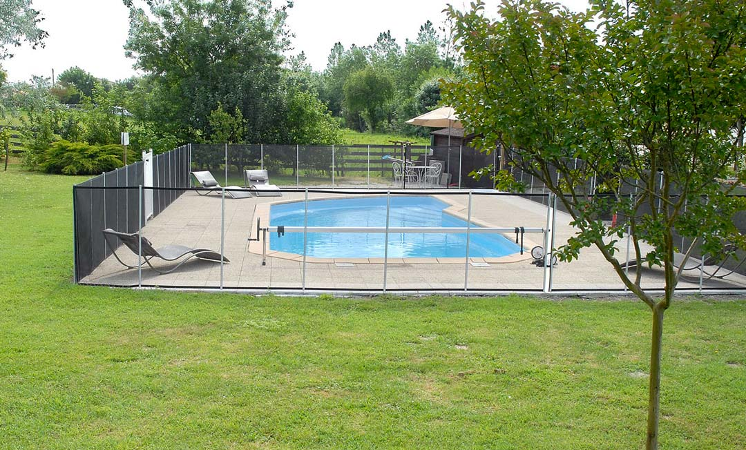 piscine securise hotel restaurant saujon