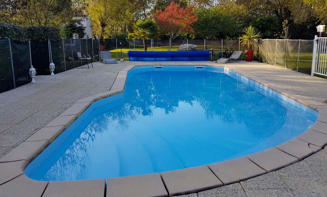 piscine securise hotel restaurant saujon 2
